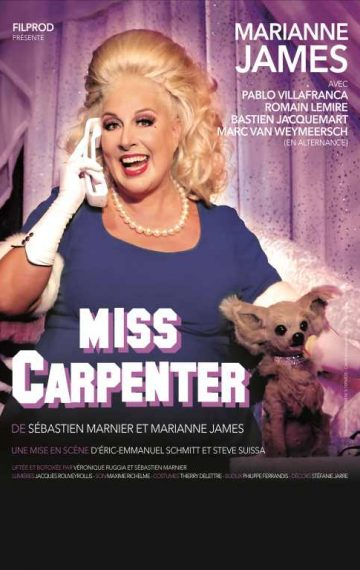 Marianne James – Miss Carpenter