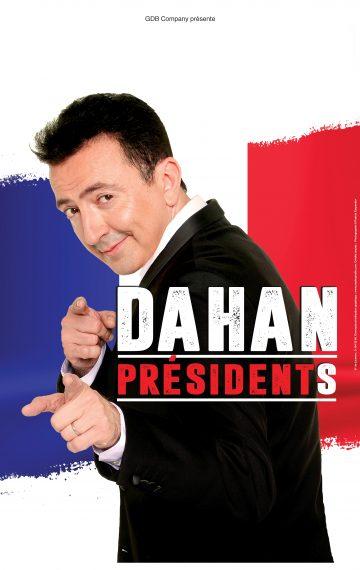 Gérald Dahan – Présidents